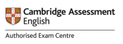 Authorized Exam Centre Logo